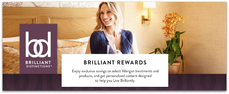 Brilliant Distinctions Loyalty Program