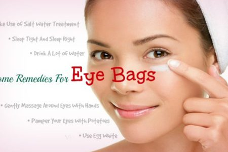 Banish the Bags Under Your Eyes