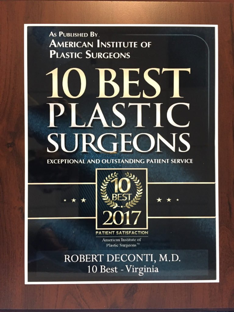 Best Plastic Surgeon 2017