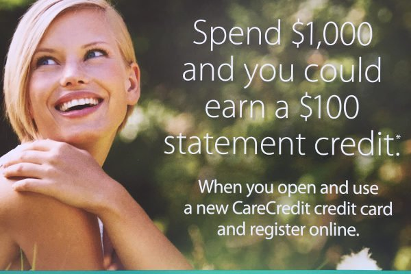 CareCredit Financing – Limited Time Promotion